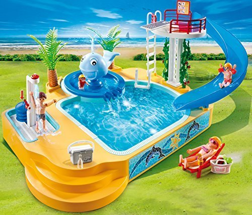 Children's Pool with Whale Fountain by Constructive Playthings jetzt bestellen