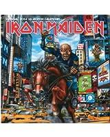 Iron Maiden 2014 Calendar