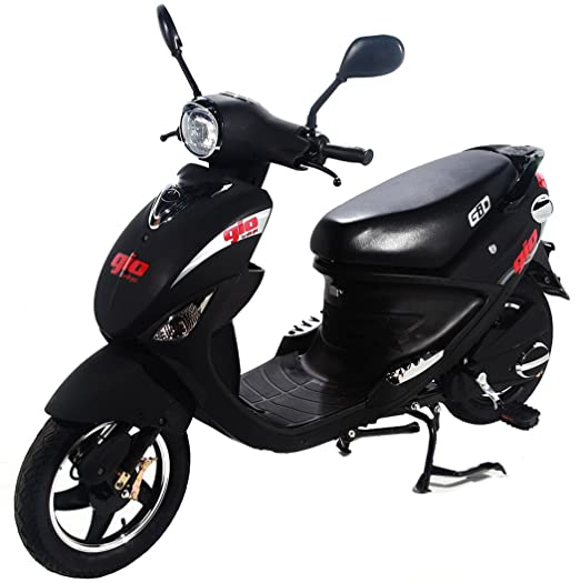 GIO Italia 500w Electric Scooter - Automatic Ebike