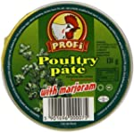 Profi Poultry Pate with Green Pepper...
