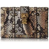 BCBG Daphne Luggage Clutch