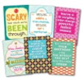 RSVP Humorous 24-Piece Birthday Card Assortment by Message Press (1416271449)