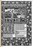 img - for The William Morris Kelmscott Chaucer book / textbook / text book