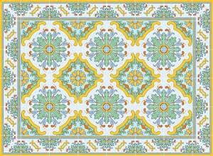 Amazon.com - MatArt - Decorative vinyl floor mat for