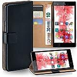 OneFlow Tasche für Wiko Pulp 4G Hülle Cover mit