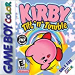 Kirby Tilt N' Tumble - Game Boy