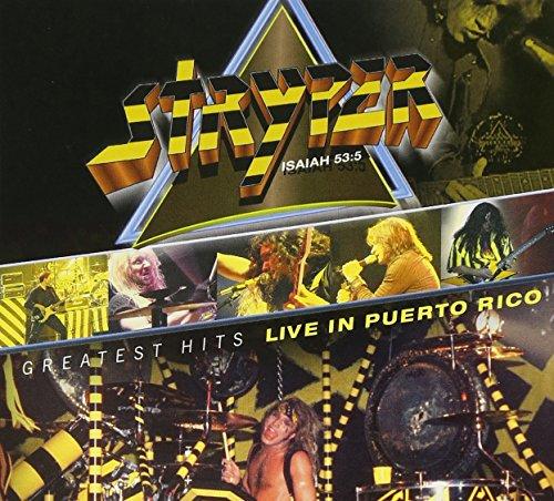 STRYPER - Live In Puerto Rico - Zortam Music