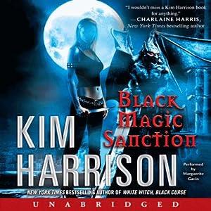 Black Magic Sanction: Rachel Morgan, Book 8 | [Kim Harrison]