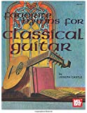 Mel Bay's Favorite Hymns for Classical Guitar