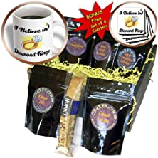 buy Dooni Designs I Believe In Designs - I Believe In Diamond Rings - Coffee Gift Baskets - Coffee Gift Basket (Cgb_105100_1)