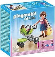 Comprar Playmobil City Life - Madre con cochecito (5491)