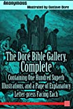 The Doré Bible Gallery, Complete. Illustrated by Gustave Doré