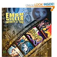 Emshwiller: Infinity x Two: The Life & Art of Ed & Carol Emshwiller by Luis Ortiz