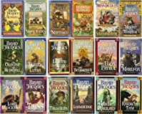 Redwall Boxed Set (Books 1-18)