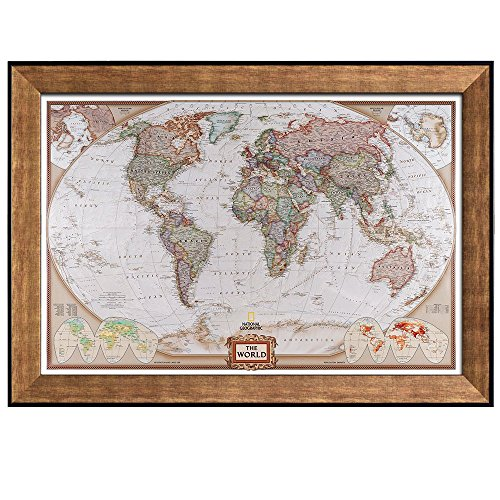 Top Best Framed World Map For Sale BOOMSbeat - Cheap world maps for sale
