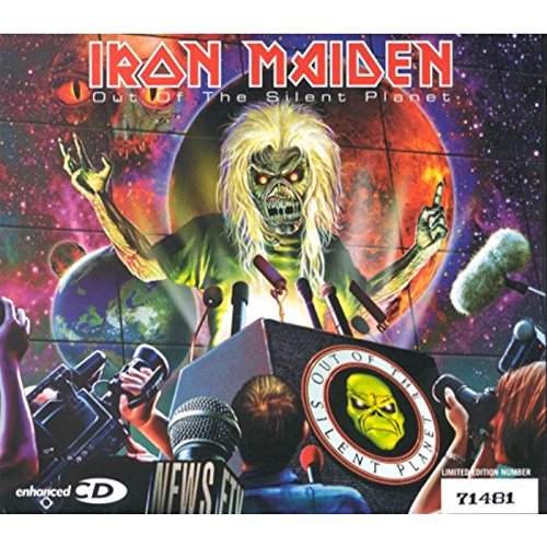 Iron Maiden - Out Of The Silent Planet - Zortam Music