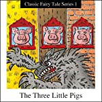 The Three Little Pigs - Classic Fairy Tale Series 1 | eigoTown.com