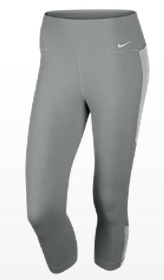 Nike Women's Legend 2.0 Tight Fit Hypercool Training Capri Grey