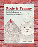 Pixie & Fenway: Unlikely Friends at Two Mountain Farm
