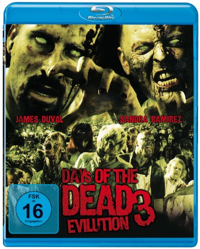 Days of the Dead 3 - Evilution [Blu-ray]