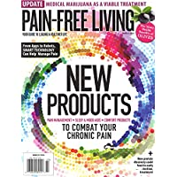1-Year (6 issues) of Pain Free Living Magazine Subscription