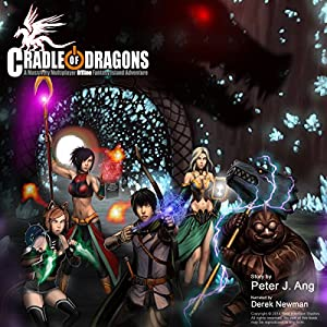 Cradle of Dragons Audiobook
