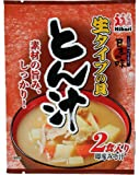 ひかり 生タイプの具とん汁 2食 (5入り)