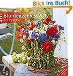 Blumenzauber 30 x 30 cm 2017