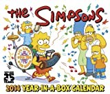 2014 The Simpsons Year-in-a-Box