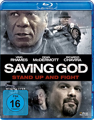 Saving god - Stand up and fight (BD) [Blu-ray]