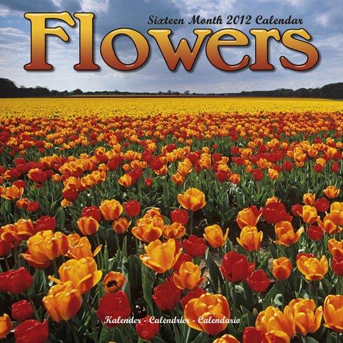 Flowers 2012 Calendar 30247-12