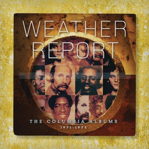 ウェザー・リポート/The COLUMBIA ALBUMS 1971-1975 (7CD 紙ジャケット 輸入盤)