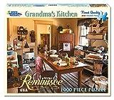 White Mountain Puzzles Grandma's Kitchen - 1000 Piece Jigsaw Puzzle