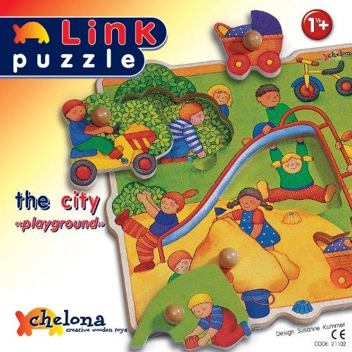 Imagen 1 de Chelona 521102 - Puzzle para niños [Importado de Alemania]