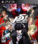 Persona 5 Standard - PlayStation 3 St...