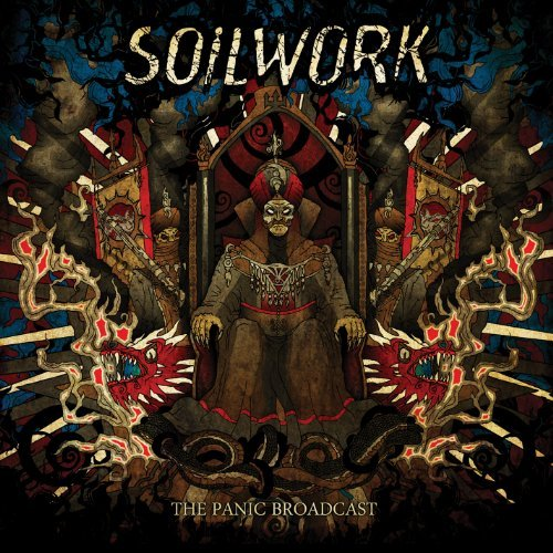 The Panic Broadcast (CD/DVD) by Soilwork (2010-07-13)