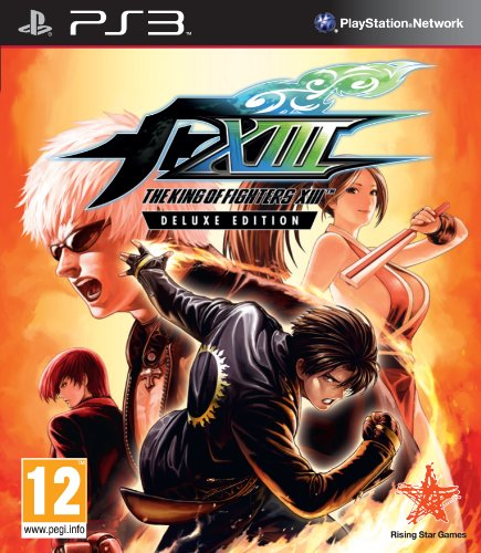 King of the Fighters XIII (PS3) Deluxe Edition