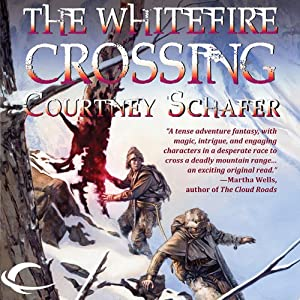 The Whitefire Crossing Audiobook
