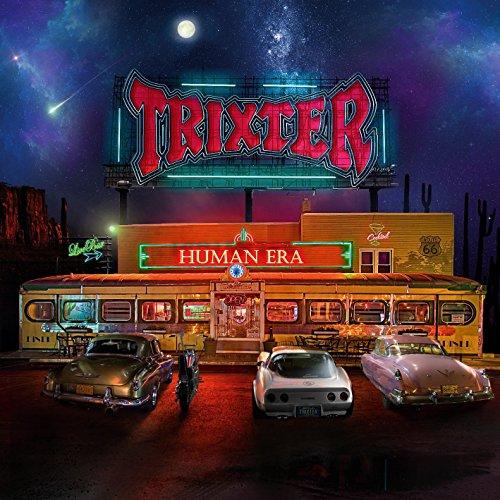 Trixter - Human Era (2015) [FLAC] Download