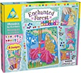 Orb Factory Sticky Mosaics: Enchanted forest