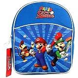 Mario Super Sluggers Toddler Backpack