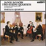 ヤナーチェク:弦楽四重奏曲第1番「クロイツェル・ソナタ」&第2番「ないしょの手紙」