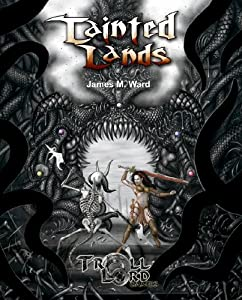 Tainted Lands by Sean K. Reynolds and Larry Elmore