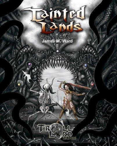 Tainted Lands Rpg Box Set