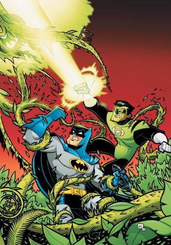 Amazon.com: Batman: Brave and the Bold - Emerald Knight (Batman: The Brave & the Bold) (9781401231439): Various: Books