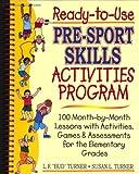 Ready-To-Use Pre-Sport Skills Activities Program