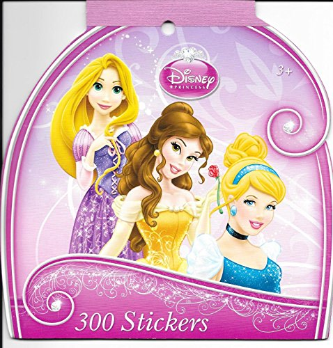 Disney Princess 300 Stickers Book