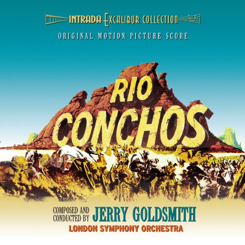 Jerry Goldsmith - Rio Conchos