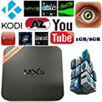 MXQ Android TV Box Amlogic S805 KODI...