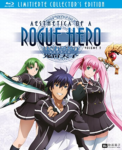aesthetica of a rogue hero staffel 2